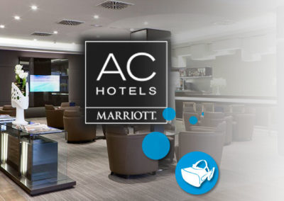 Eventos realidad virtual AC Hotels | Xperiencia Virtual