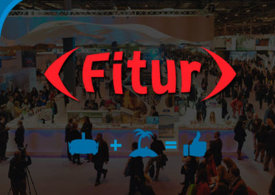 Eventos realidad virtual Fitur | Xperiencia Virtual