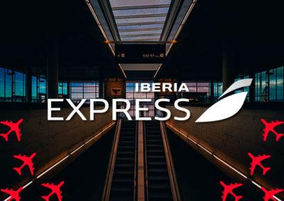 Eventos realidad virtual Iberia Express | Xperiencia Virtual
