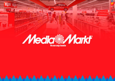 Eventos realidad virtual MediaMarkt | Xperiencia Virtual