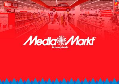 Eventos realidad virtual MediaMarkt | Xperiencia Virtual