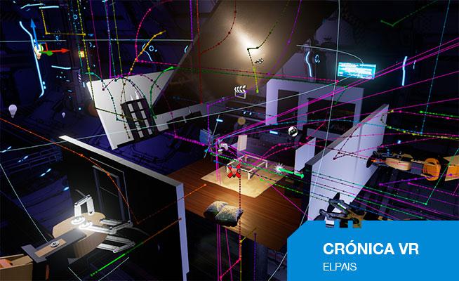 Desarrollo realidad virtual El País | Xperiencia Virtual