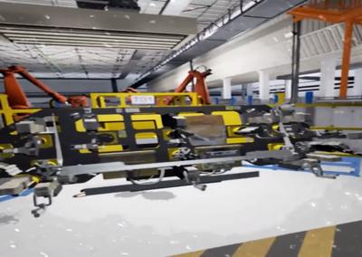 Realidad virtual en producción máquina | Xperiencia Virtual