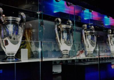 Copas Europa FC Barcelona | Xperiencia Virtual