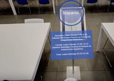 Captura proyecto Real Madrid | Xperiencia Virtual