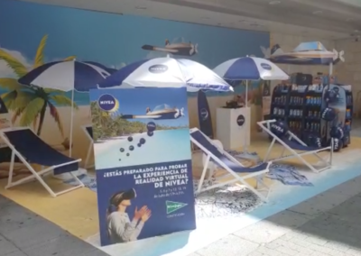 Proyecto Nivea | Xperiencia Virtual