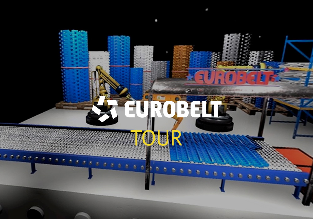 Video 360 VR Eurobelt listado | Xperiencia Virtual