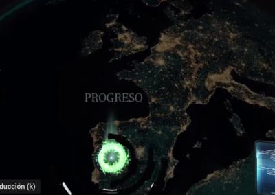 Captura proyecto El País | Xperiencia Virtual