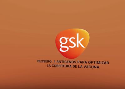 Captura proyecto GSK | Xperiencia Virtual