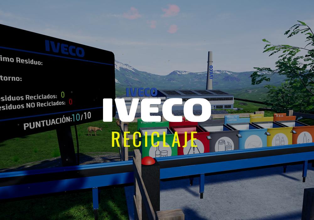 Realidad virtual para reciclar listado   Xperiencia Virtual