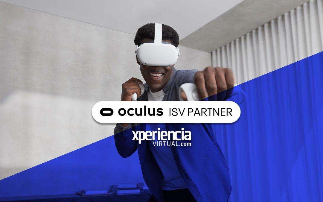 Somos Socios de Oculus!